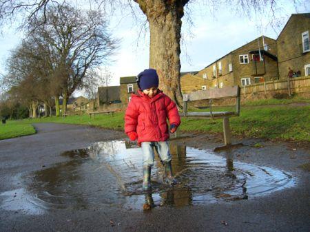 puddlesplash