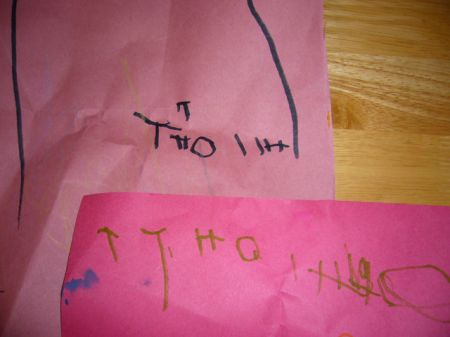 twriting